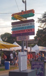 Musikfest directions